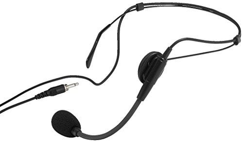 Monacor HSE-86 Headset-Mikrofon