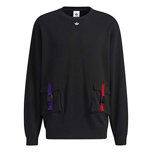 adidas LNY Crew Sweatshirt Men