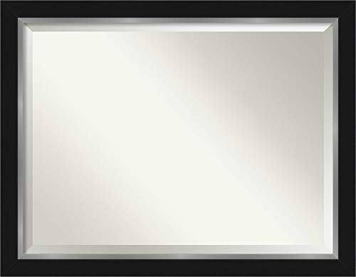 Amanti Art Framed Vanity Mirror | Bathroom Mirrors for Wall | Eva -