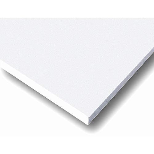 Taco Metals Marine Lumber Sheet, 24 x 54 x 1/2-Inch, White