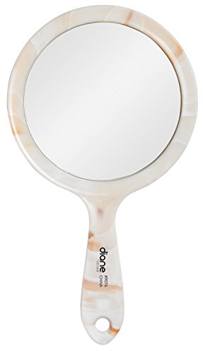 1907 Diane Small Shell Mirror 2-sided