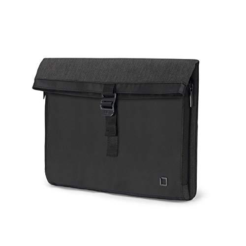 DICOTA Skin Plus STYLE Notebooktasche – Laptop-Hülle für zuverlässigen Schutz, modernes Design, 11-12,5 Zoll, schwarz