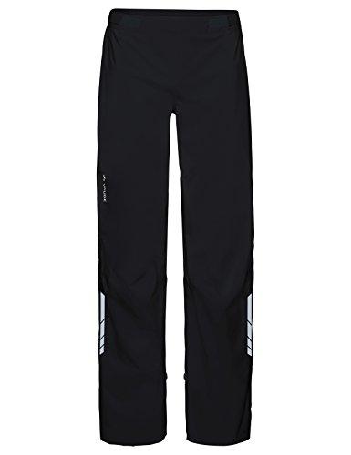 VAUDE Herren Hose Men's Moab Rain Pants, black, XXL, 409970105600