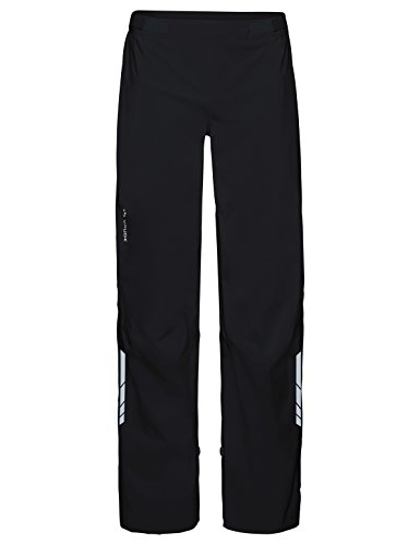 VAUDE Herren Hose Men's Moab Rain Pants, black, XL, 409970105500