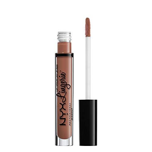 NYX Professional Makeup Lip Lingerie Liquid Lipstick Bedtime Flirt, 4 ml