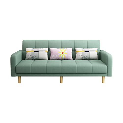 HMBB Moderna Tela de Lino tapizado Convertible, Plegable,...