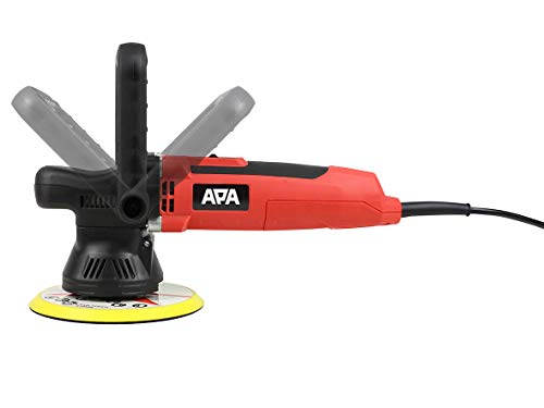 APA 20991 Profi Exzenter Poliermaschine 650 W Ø 150mm