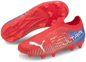 PUMA Unisex-Child Ultra 3.3 Fg/Ag Soccer Shoe