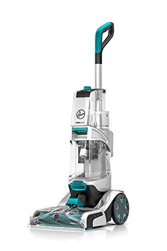 Hoover Smartwash FH52000 - Limpiador automático de alfombras, Color Turquesa