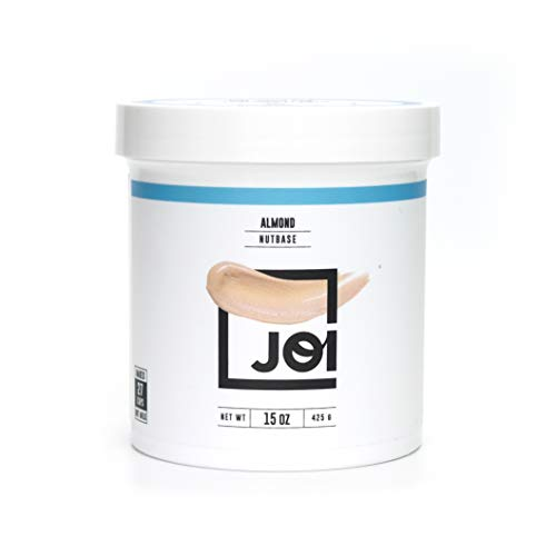 Almond Milk Concentrate by JOI   Make Your Own Fresh Almond Milk   Whole30 Approved; Just One Ingredient   Unsweetened without Gums or Emulsifiers   Vegan, Keto, Paleo Friendly   15 oz.   Makes up to 7 Qts