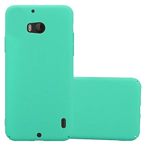 Cadorabo Hülle für Nokia Lumia 930 in Frosty GRÜN – Hardcase Handyhülle aus Plastik gegen Kratzer & Stöße – Schutzhülle Bumper Ultra Slim Back Case Hard Cover