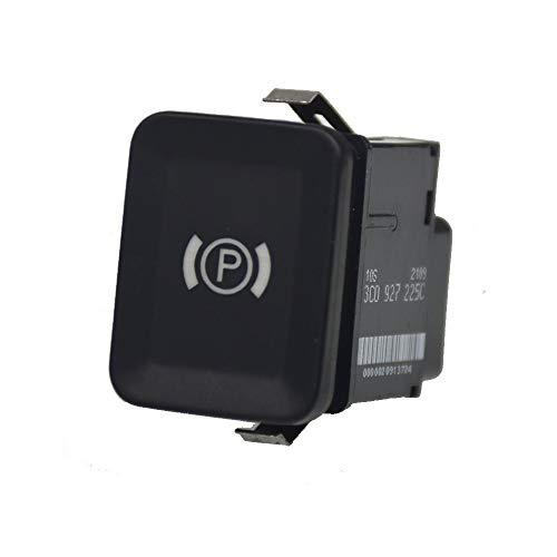 zhuzhu For VW Passat B6 B7 CC electrónica del Freno de Mano Interruptor Aparcamiento botón del Freno de Mano 3C0 927 225 C/B
