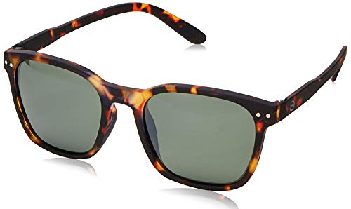 Preisvergleich Produktbild Izipizi (See Concept) Letmesee Sun Nautic Tortoise: Sonnenbrille mit polarisierten Gläsern - ohne Korrektur - Schutz 100% UV Kategorie 3