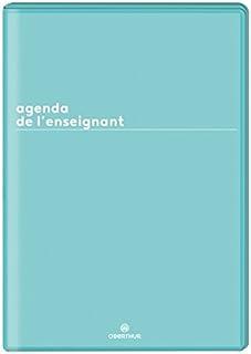 Sept 2019 /à Sept 2020-16 x 24 cm Oberthur Couleurs Pastels 5 Coloris Al/éatoires 1 Agenda Semainier Bor/éal de la Rentr/ée