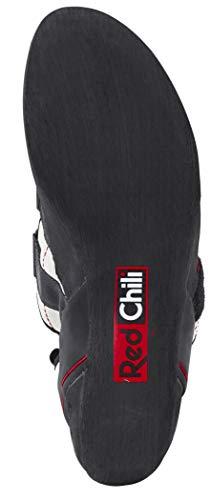 Red Chili Unisex– Erwachsene Spirit Velcro Impact Zone 3 Kletterschuhe - 3