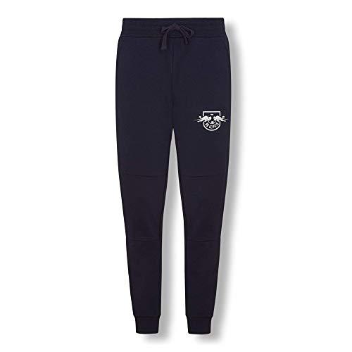RB Leipzig Essential Pulloverpants, Blau Herren Medium Sweatshirt, RasenBallsport Leipzig Sponsored by Red Bull Original Bekleidung & Merchandise