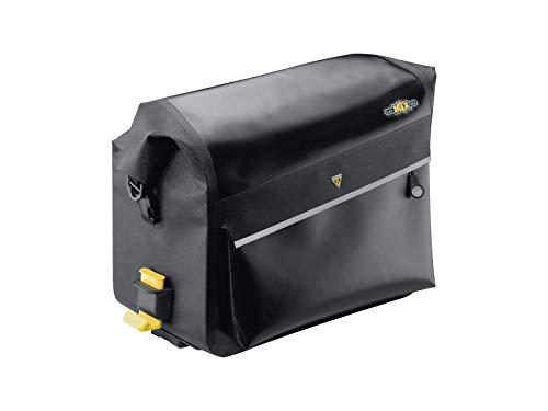 TOPEAK MTX Trunk Dry Bag, Black Color Version Alforja, Sin género, Talla Única