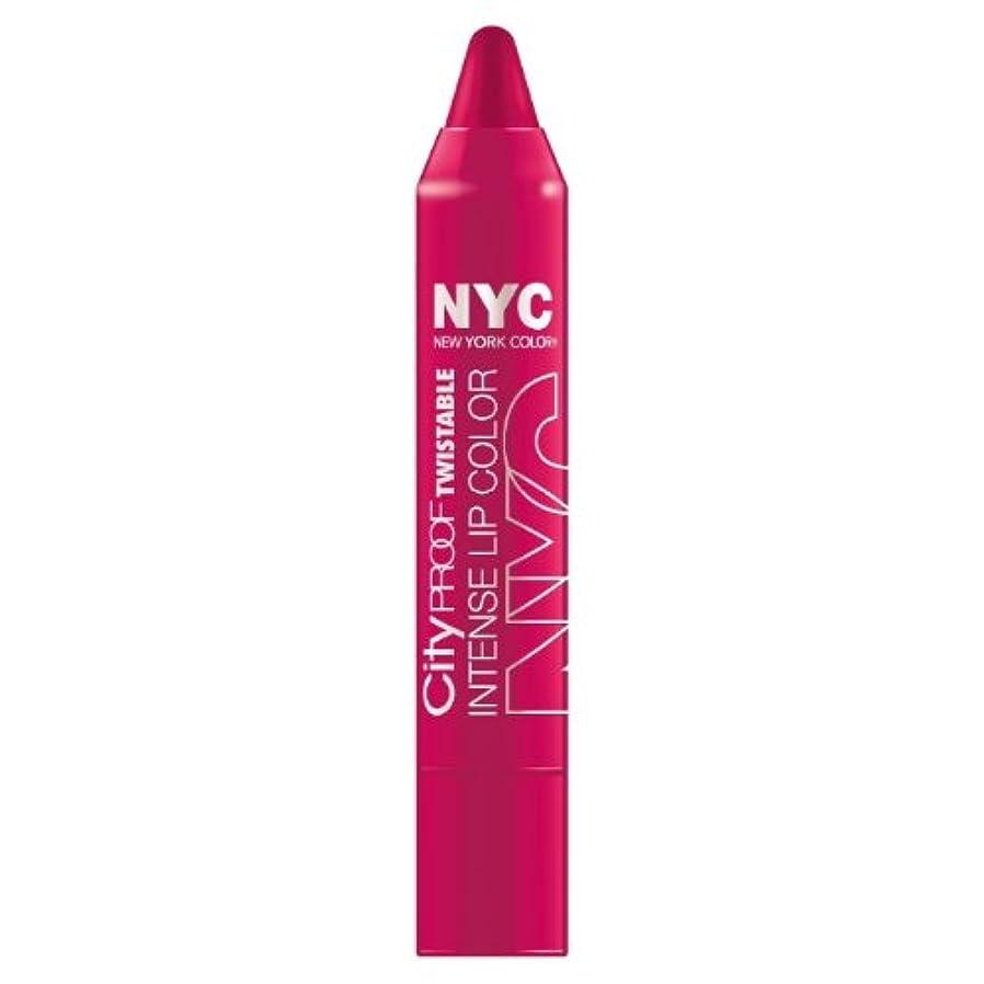 器用する必要があるホットNYC City Proof Twistable Intense Lip Color - Ballroom Blush (並行輸入品)
