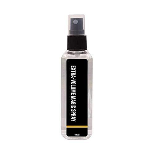 GPYONCT Pump-Hair Spray mágico de Volumen Extra para el Cabello, 100 ml, Unisex para Cabello graso o seco
