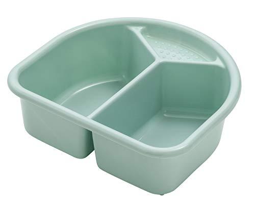 Rotho Babydesign Waschschüssel, 4l, Ab 0 Monate, TOP, Swedish Green (Mintgrün), 200060266