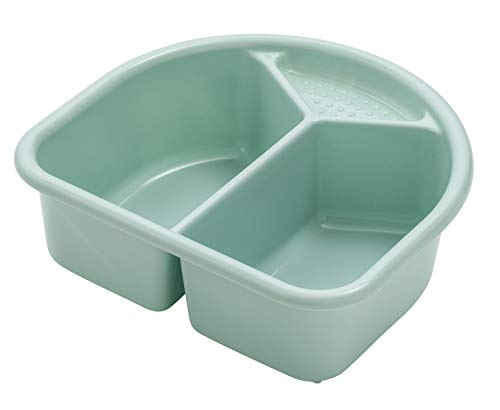 Rotho Babydesign Bassine, 4l, À partir de 0 mois, TOP, Swedish Green (Vert Menthe), 200060266