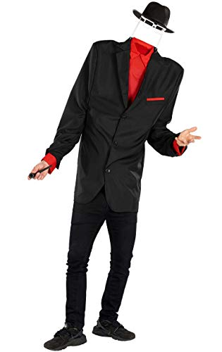 Orion Costumes Men's Invisible Man Halloween Film Fancy Dress Costume.