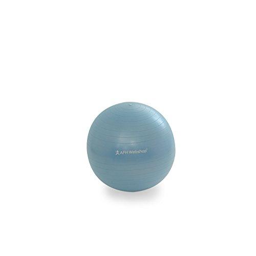 AFH-Webshop Therapie Gynmastikball, hellblau, 45 cm