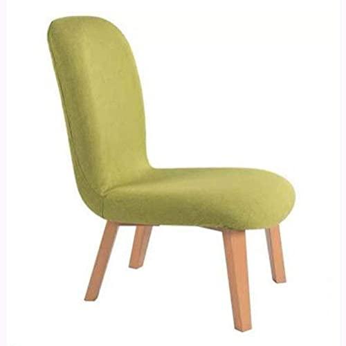 N&O Renovierungshaus Holz Kleiner Sofa Stuhl gepolsterter Fuß Hocker Stuhl Anti Rutsch Tatami Stuhl Fußleiste Vollmontiert Diner Stühle Kinder Männer Frauen E 68x41x70cm(24x18x27inch)