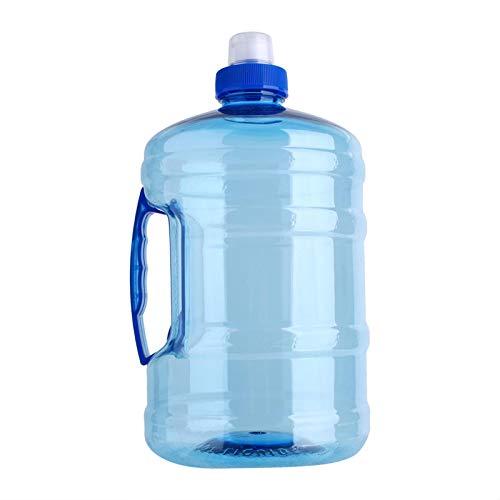 2L grande grande deporte gimnasio entrenamiento fiesta bebida botella de agua tapa hervidor botella de agua deportiva al aire libre