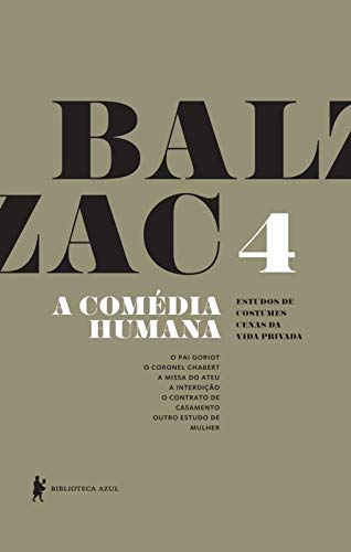 A Comédia Humana - Volume 4
