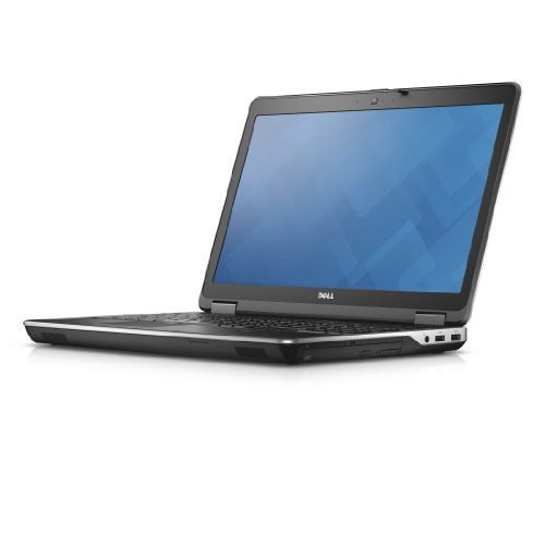 Dell Latitude E6540 15.6 inch Intel Core i5 4300M 2.6GHz 500GB 8192MB Radeon HD 8790M Windows 7 Pro Laptop - Black - German Qwertz Keyboard