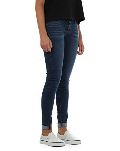Levis dames jeans 711 Skinny 18881-0289 Blauw