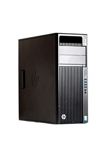HP Workstation Z440 (Intel Xeon Quad Core | 32 GB RAM | NVIDIA Quadro K2200 | 256 GB SSD | Win 10 Pro) - (Generalüberholt)