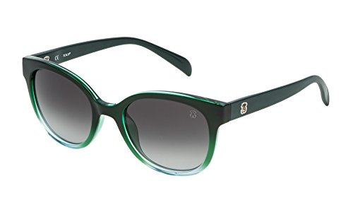 TOUS STO949-5107PL Gafas, Verde, 51 20 140 para Mujer