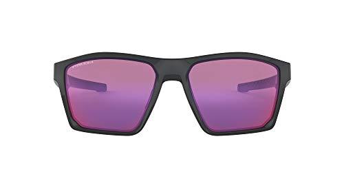 OAKLEY Targetline 939704, Gafas de Sol para Hombre, Negro (Carbon), 58