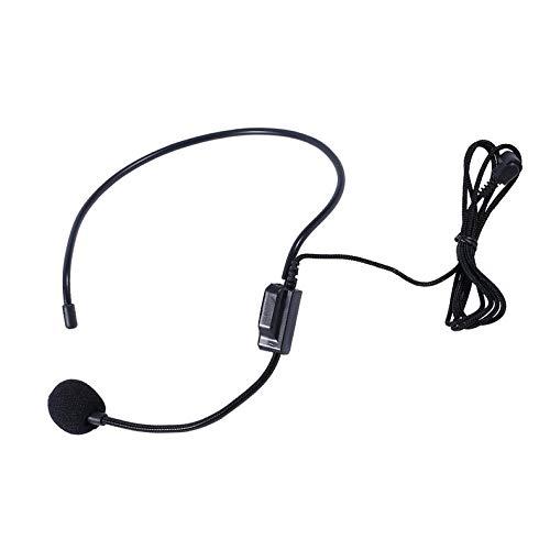ghfcffdghrdshdfh Professional First Vocal bedrade headset microfoon microfoon voor voice versterker speaker met 3,5 mm Jack