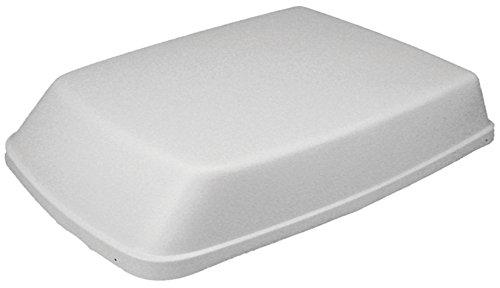 ICON Penguin Dometic Duo Therm Air Conditioner Shroud, Polar White