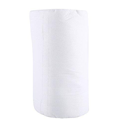 St desechable, 100PCS / Roll Pañal Forro Forros para pañales Pañales de tela Accesorios para pañales