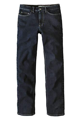 Paddocks Paddock's Ranger Jeans Herren, Blue Black, Stretch Denim, Gerader Schnitt (W42/L30)