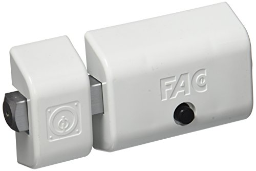 Fac seguridad 446-rp - Cerrojo /80 bobina 70mm magnet uve blanco