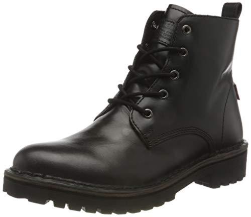 LEVIS FOOTWEAR AND ACCESORIAS TRACKY - Zapatillas para mujer, color negro, 39