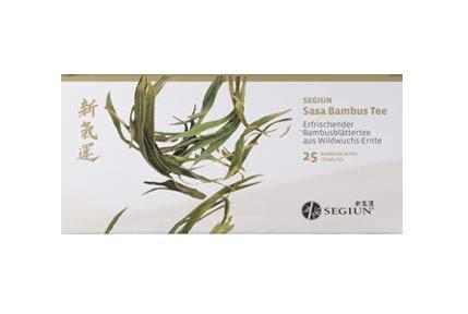 Segiun Sasa Bambus Tee 25 Beutel