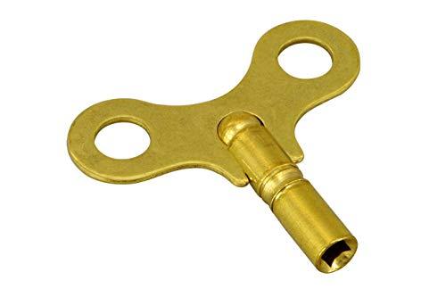 Folkcraft Tuning Wrench, Clock Key Style