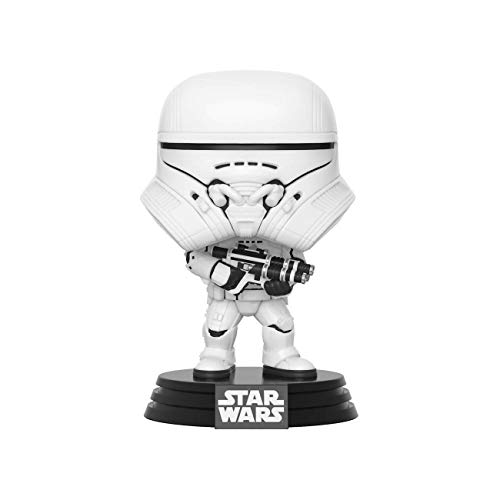 Funko- Pop Star Wars The Rise of Skywalker-First Order Jet