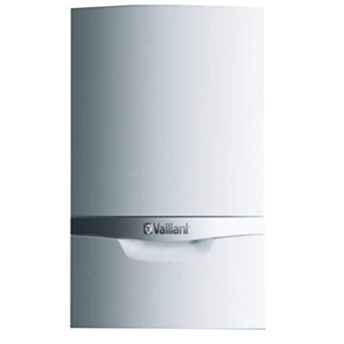Caldera a gas de condensación modelo ecoTEC Exclusive VM 246/5-7, solo calefacción, sensor de CO2, bomba alta eficiencia de condensación, 23,8kW, 38,5 x 48 x 80 centímetros (referencia: 001002