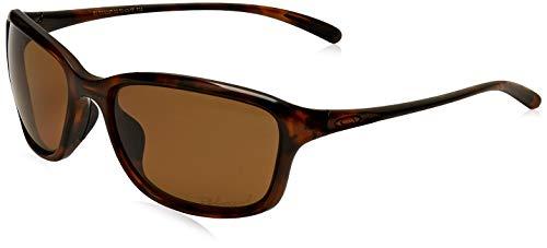 Oakley Unisex Volwassenen 'Ze is niet te stoppen zonnebril, schildpad, 0.0