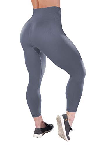 DUROFIT Leggings opacos sin costuras Leggings deportivos para mujer Leggings anticelulíticos sexis Pantalones de yoga Pantalones de yoga Mallas para correr Leggings deportivos de cintura alta Gimnasio