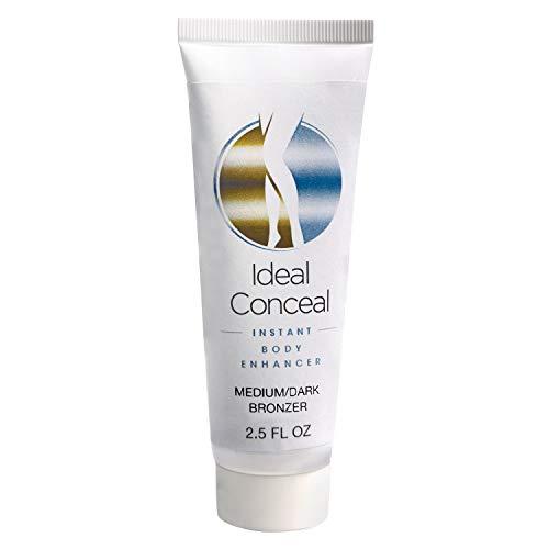 Ideal Conceal Body Enhancer Medium/Dark Bronzer Concealer for Skin Imperfections