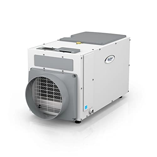 Aprilaire E80 Pro 80 Pint Dehumidifier for Crawl Spaces, Basements, Whole Homes, Commercial up to 4,400 sq. ft.