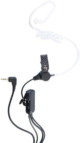 simvalley communications Profi Walkie-Talkie Security-Schallschlauch-Headset